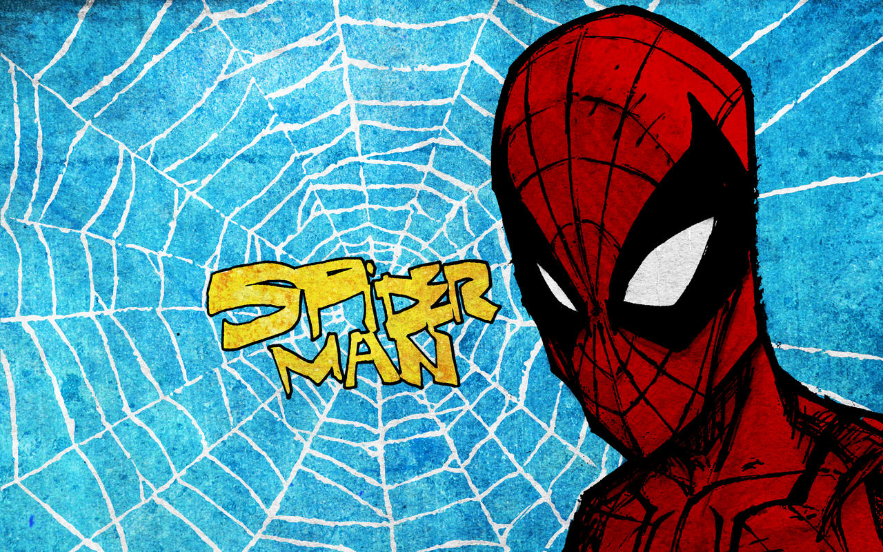 Good Wallpaper Mac Spiderman - spiderman_wallpaper_by_spiketheswede-d5aoxl6  Collection_263553.jpg