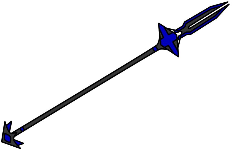 Alpha Spear by Rexouze