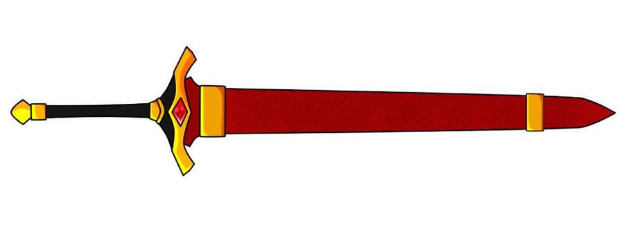 Leo's Sword by Rexouze