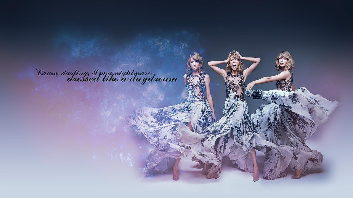 Taylor Swift Wallpaper by Rossa993