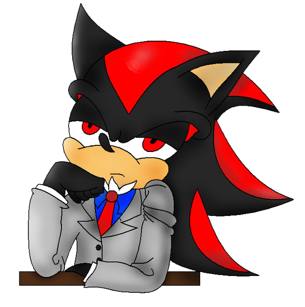 Shadow in a Suit by JAVA-MOCHA