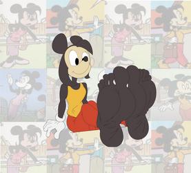 Felicity Mouse by JAVA-MOCHA