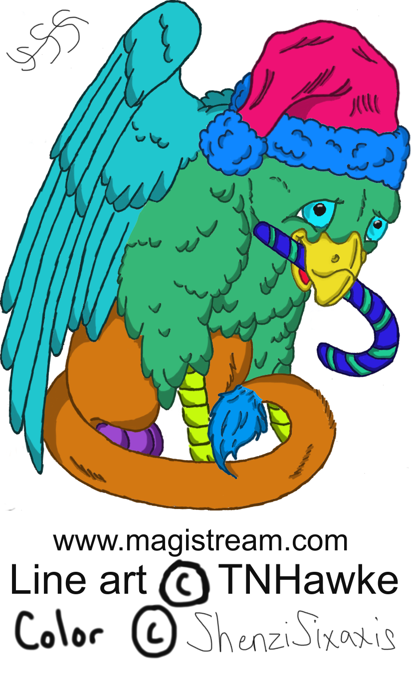 MagiStream • View topic - Hawke\'s Free Coloring Pages For You!