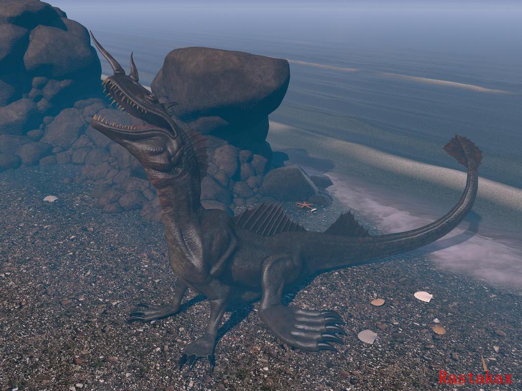 ! Sea Bull. Aquadron 1 by Rastakax