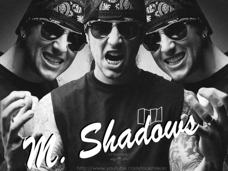 M  Shadows by SangoSevenfold  M Shadows