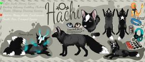 [Ref] Hachi the Fox by SushiTank