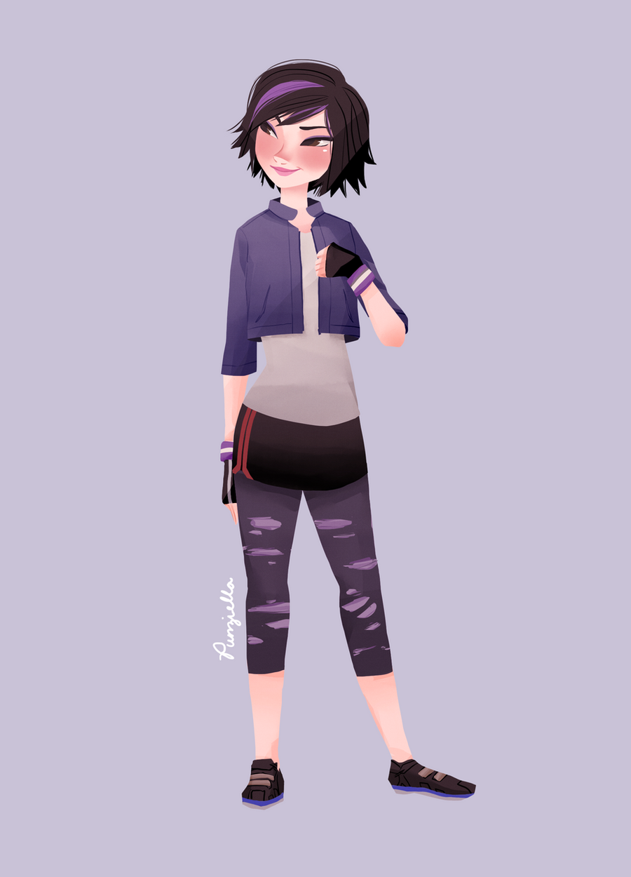 GoGo Tomago by muttonfudge