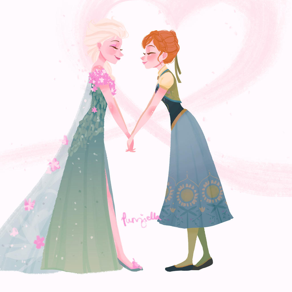 Frozen Fever by muttonfudge