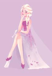 Elsa by muttonfudge