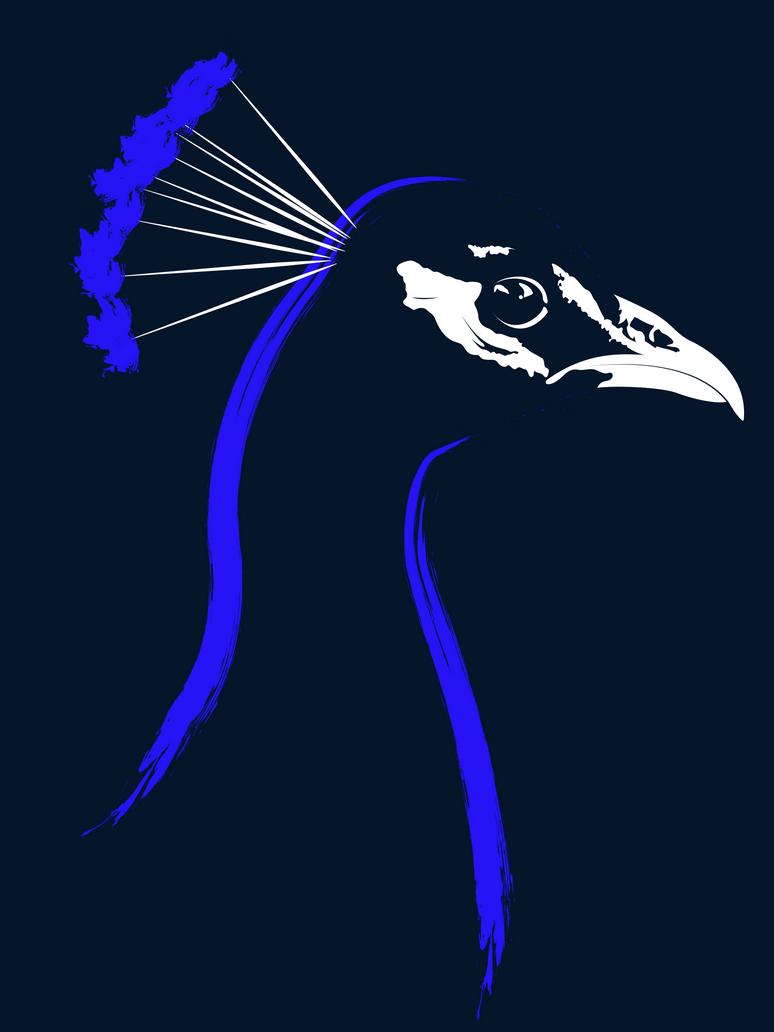 Peacock1 by Mandakini