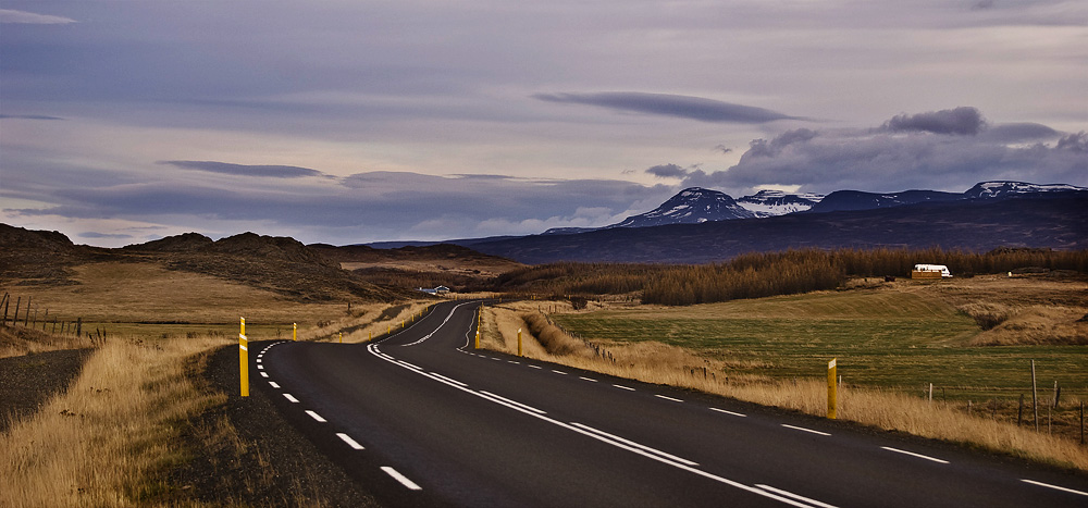 Iceland S Ring Road Wallpapers: Icelandic Roads 7 By Yazhubal On DeviantArt