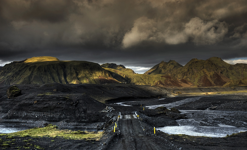 Þakgil Thagkil - Islandia Fotografia Yazhubal fotograf na zlecenie