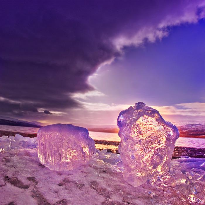 Everywere ice by Yazhubal