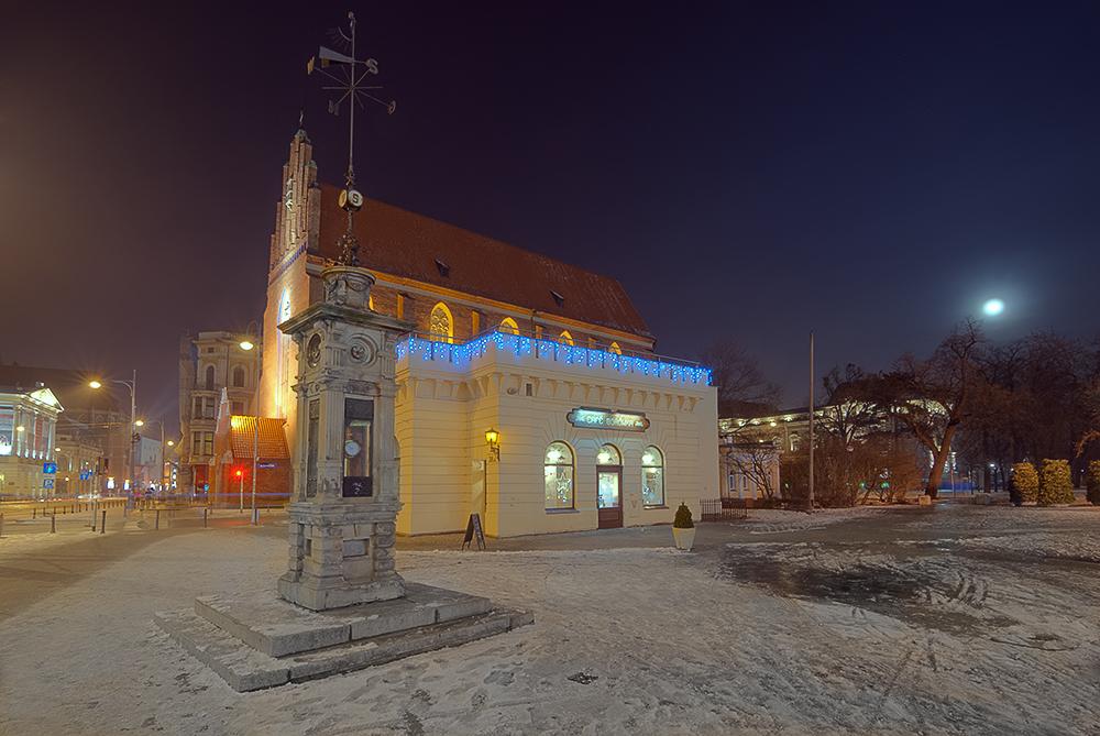 Cafe Borovka by Yazhubal