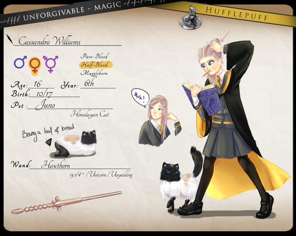 Unforgivable Magic App Cassandra Williams By