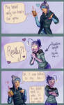 Snaillords Valentines Comic
