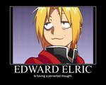 Edward Elric Pervert