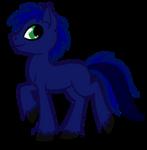 Sonicega's pony
