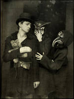 Emil and darkers by shamanski