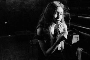 burning room - noisy by shamanski