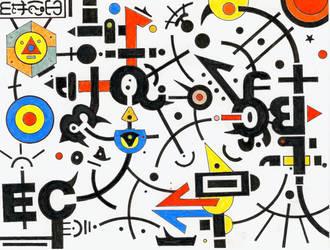Arcane Symbology 1 by eyepilot13