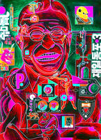 Teddy Roosevet's Gums, b by eyepilot13