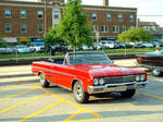 60s Buick Convertible 1