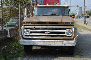 Old Truck, 8-29-10 by eyepilot13