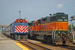 BNSF-Metra LV, 7-27-11