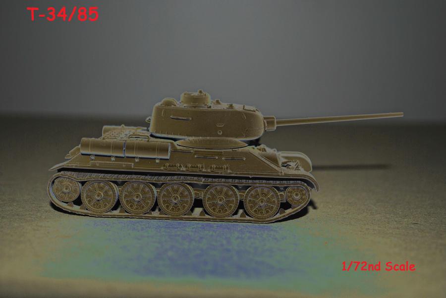 T34-85 by eyepilot13