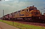 BNSF 6550 LV 5-14-98