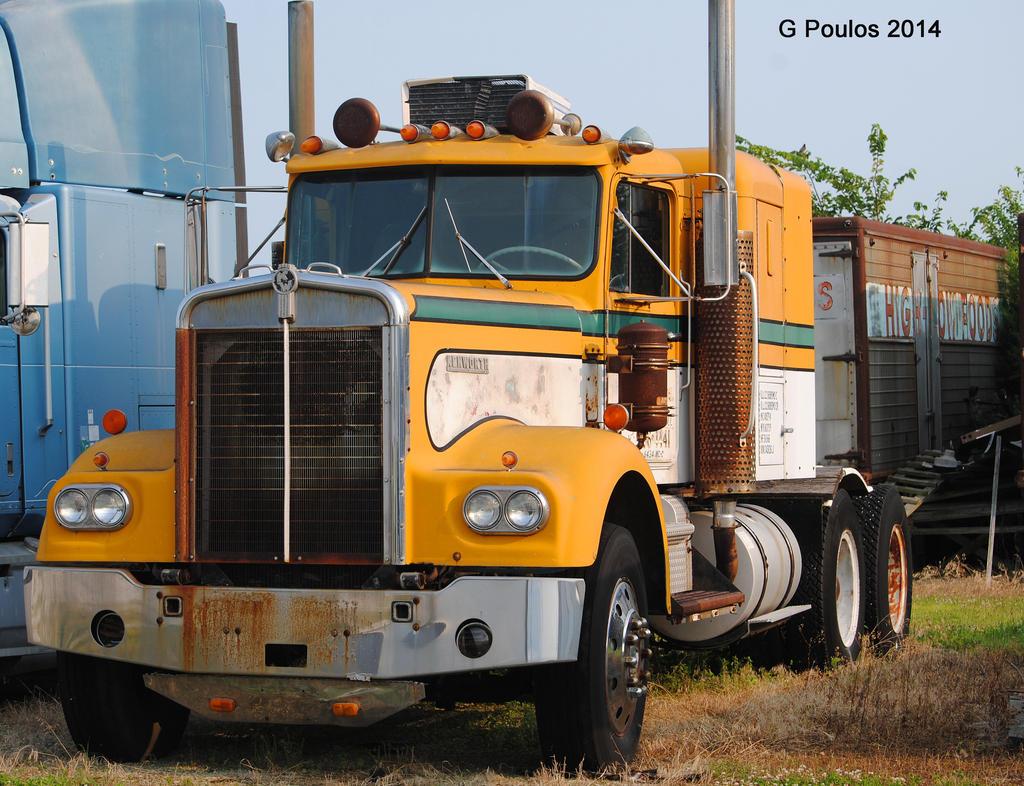 Vintage Kenworth Trucks 5