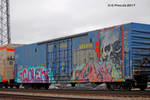 Graffiti BoxCar 0046 3-6-17 by eyepilot13