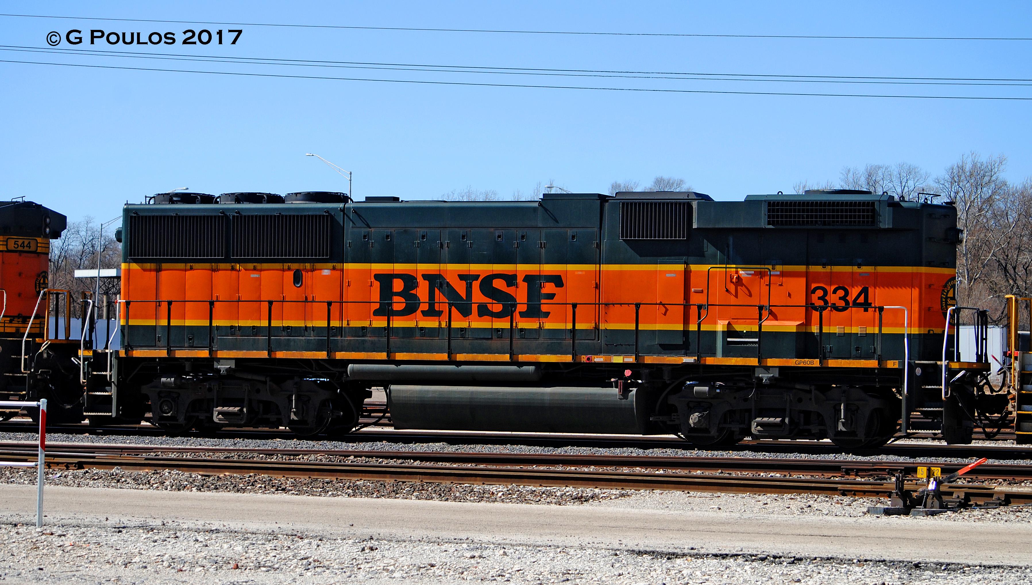 BNSF 334 0007 3-8-17 by eyepilot13
