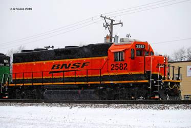 BNSF 2582 0101 1-25-19 by eyepilot13