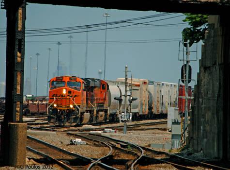 BNSF LV 0012 6-20-12