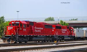 CP SD60s MHR 0049 7-1-12