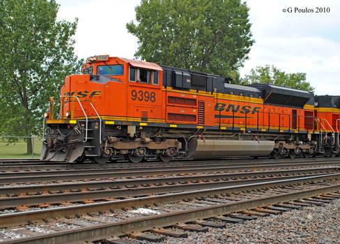 BNSF 9398  8-30-10
