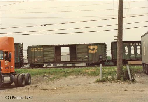 BN Boxcar 6-87