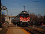 Metra BNSF LV 0035 3-21-21 by eyepilot13