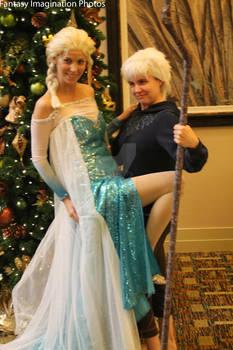 Elsa and Jack OTP