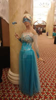 Masquerade Elsa