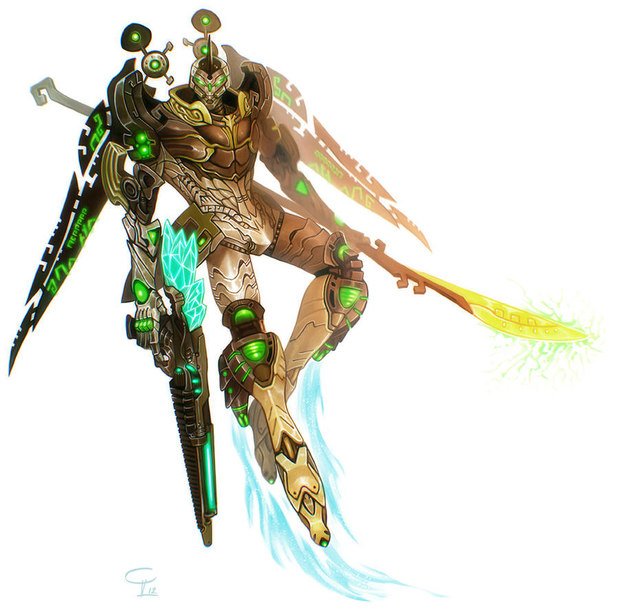 Ancient Commander by Corbella