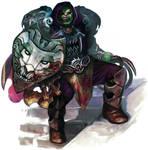 Livia Brutal Warlord