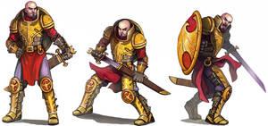Octavius  Fantasy Rivals
