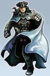 W40k Inquisitor Cyric Rune - Ordo Hereticus