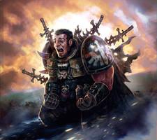 Warhammer 40K Conquest - Suffering