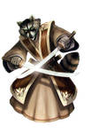 Heihachi - Raccoon