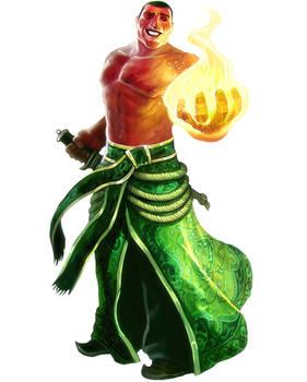 Azhar sorcerer