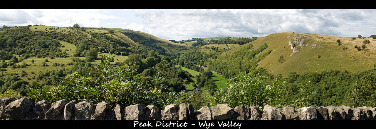 Peak District - Wye Valley by SnapperRod